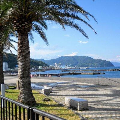 伊豆 熱海 沿岸