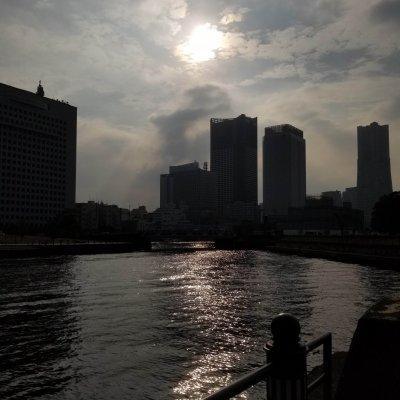 横浜 新港橋