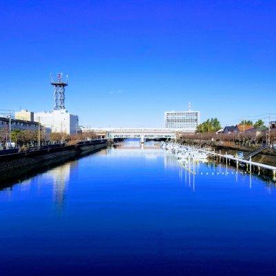 新浦安 境川中央歩道橋