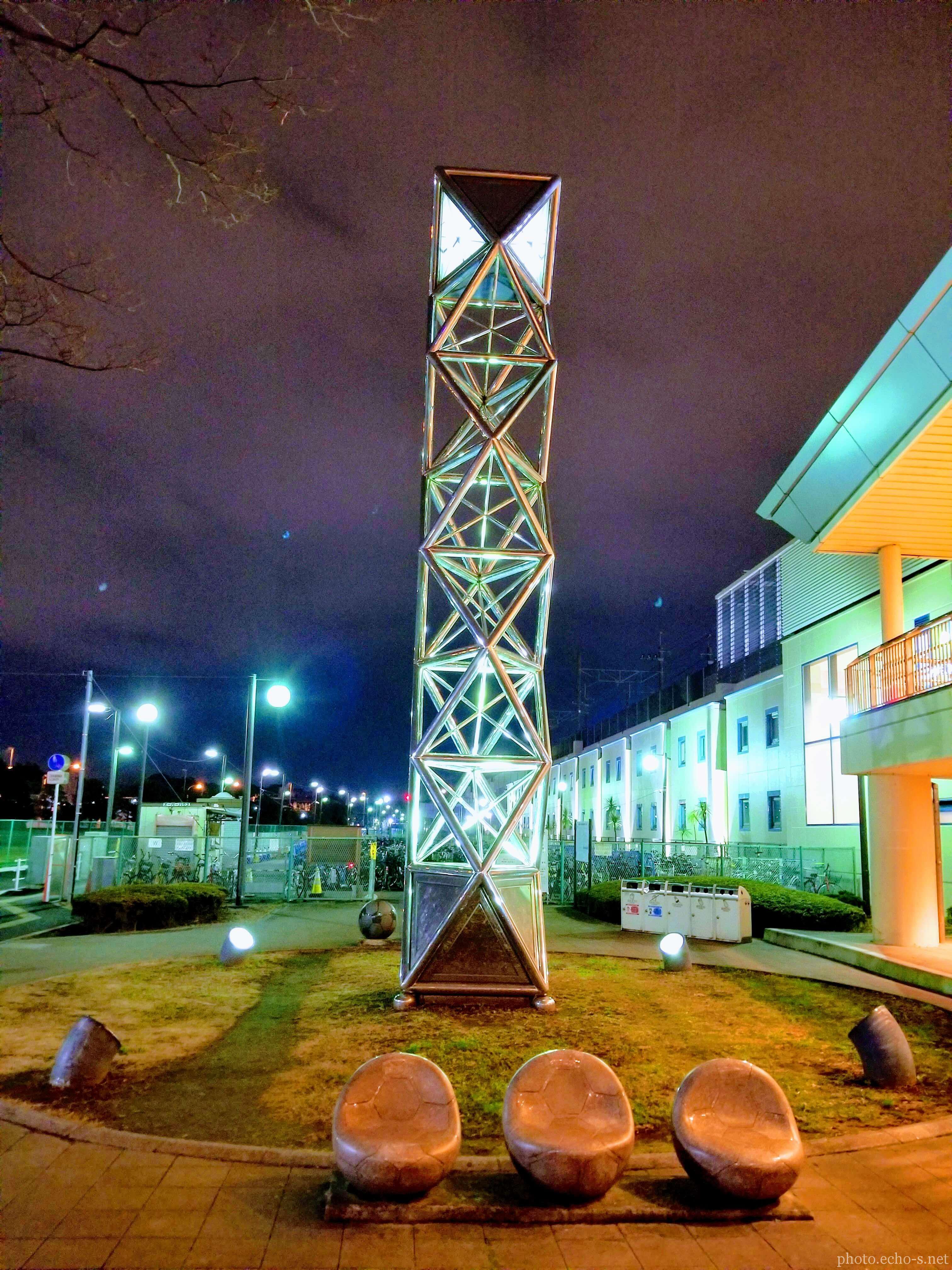 舞浜駅 時計塔
