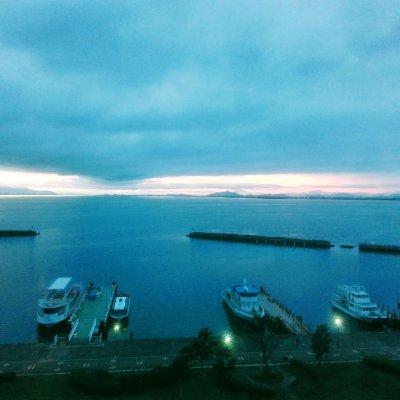 大津港 琵琶湖ホテル