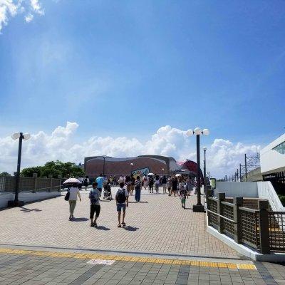 舞浜駅 南口