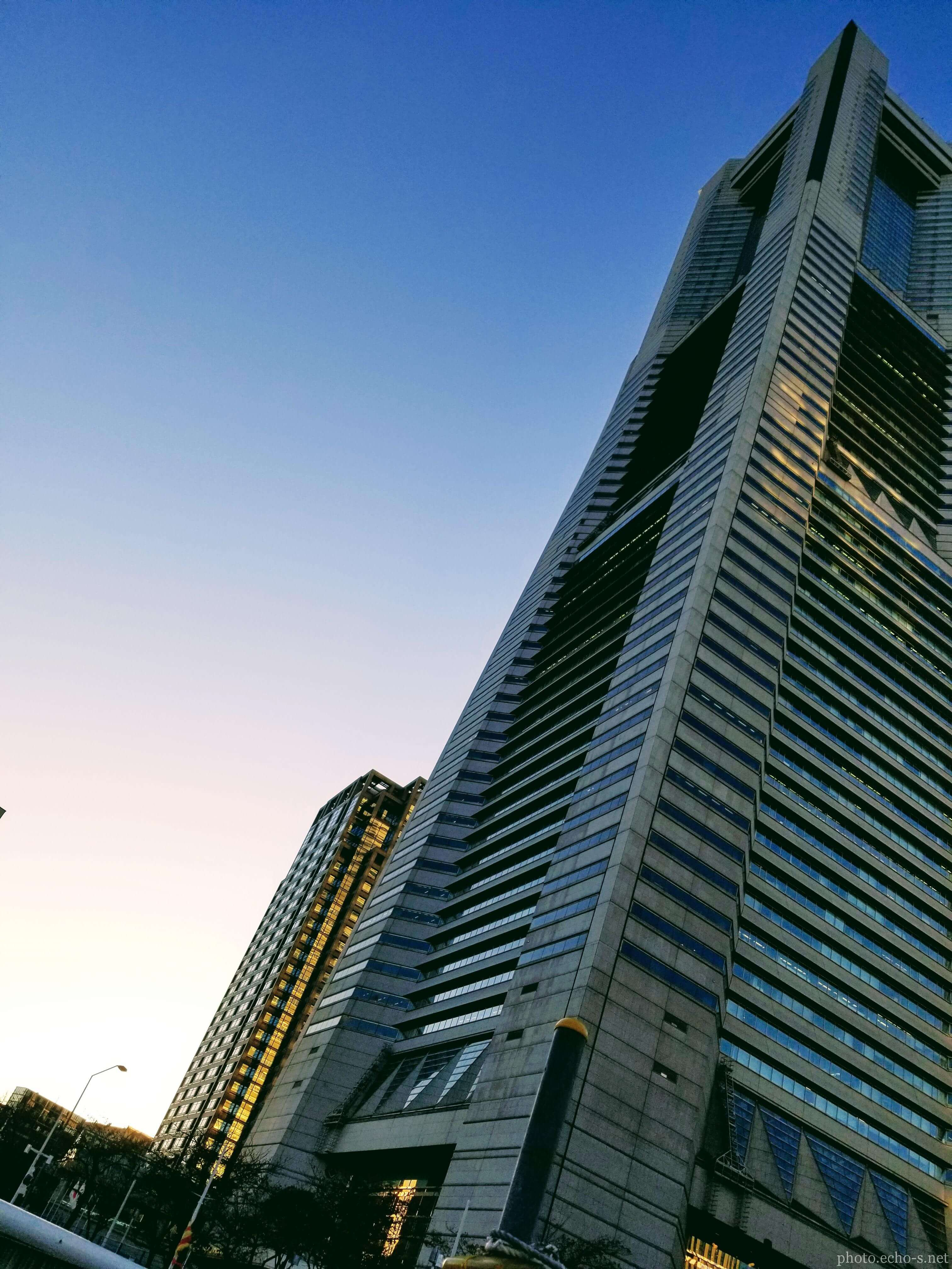 横浜 みなとみらい ランドマークタワー