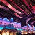 東京ディズニーランド ワールドバザール プロジェクションマッピング