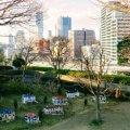 横浜 山手イタリア山庭園 ブラフ18番館 小さな西洋館の丘