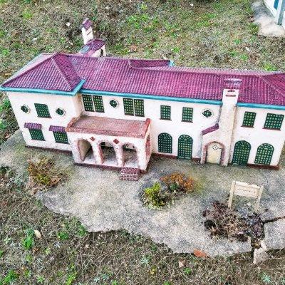 横浜 山手イタリア山庭園 小さな西洋館の丘 ベーリック・ホール