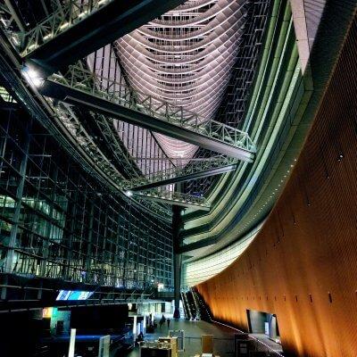 東京国際フォーラム ガラス棟 ロビーギャラリー