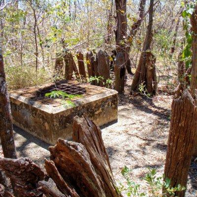 コスタリカ共和国 サンタ・ロサ国立公園 井戸