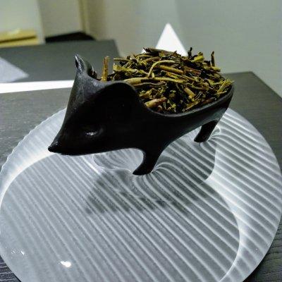 石川 加賀市 動橋町 実生 丸八製茶場 ハリネズミ