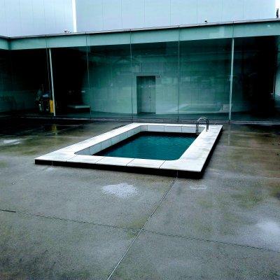 石川 金沢市 21世紀美術館 スイミング・プール