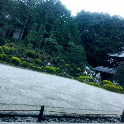 京都 東福寺 開山堂庭園