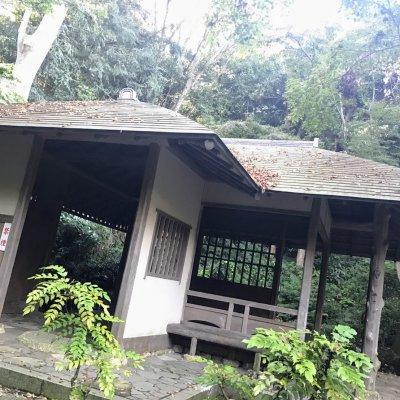 浜松城公園 休憩所