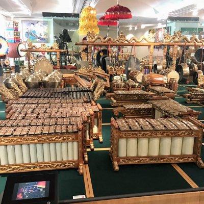 浜松市 浜松市楽器博物館 アジア ガムラン
