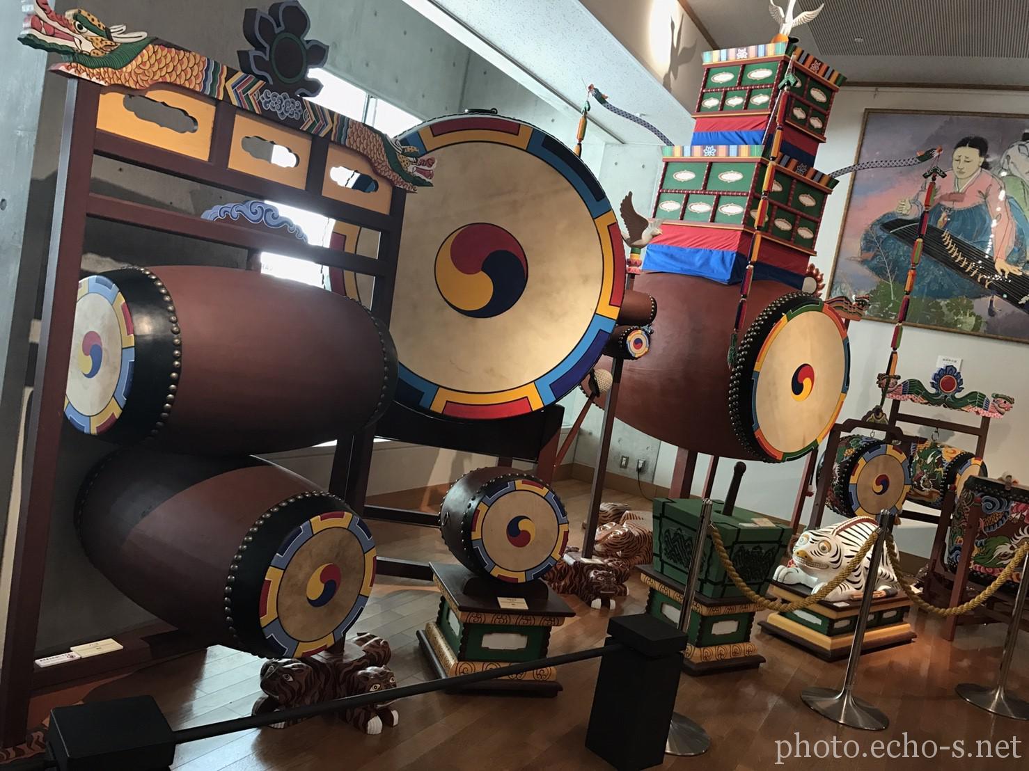 浜松市 浜松市楽器博物館 アジア 太鼓