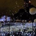 東京ミッドタウン スターライトガーデン 白色