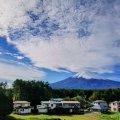山梨 富士河口湖町 ふじざくらイン 富士山