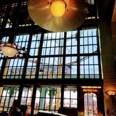 東京ディズニーシー ポートディスカバリー ホライズンベイ・レストラン エレクトリックレールウェイ