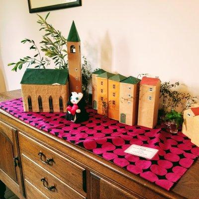 横浜 山手イタリア山庭園 ブラフ18番館 劇団シロネコ バレンタイン♡ストーリー ハートを届けに…