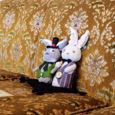 横浜 山手イタリア山庭園 ブラフ18番館 リビングルーム 劇団シロネコ バレンタイン♡ストーリー ハートを届けに…