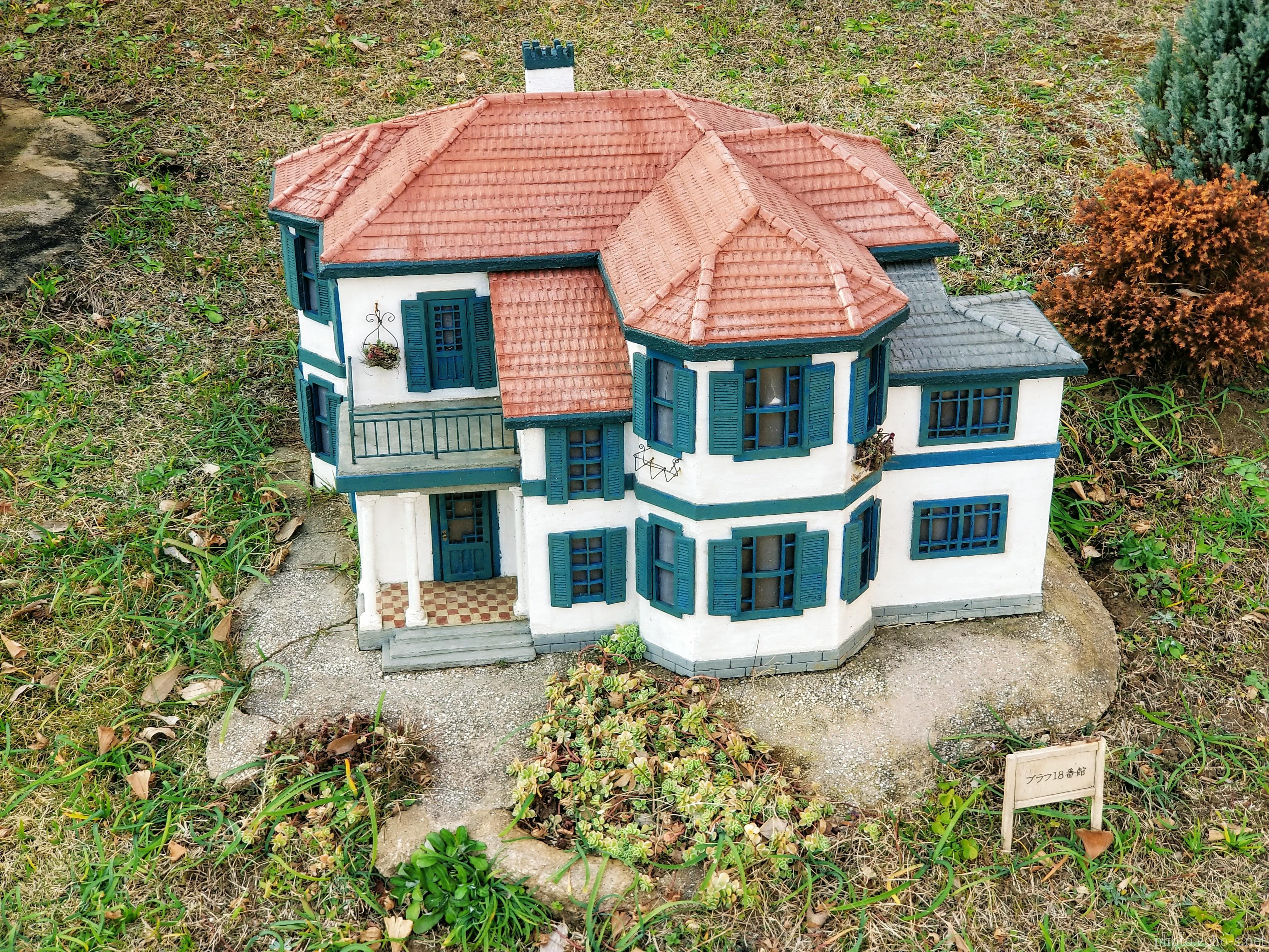横浜 山手イタリア山庭園 小さな西洋館の丘 ブラフ18番館