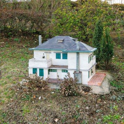 横浜 山手イタリア山庭園 小さな西洋館の丘 エリスマン邸