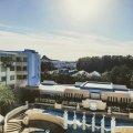 舞浜 ディズニーアンバサダーホテル パームガーデン・プール