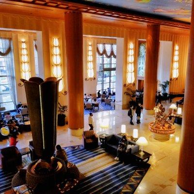 舞浜 ディズニーアンバサダーホテル ロビー